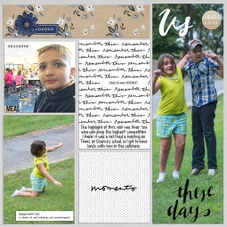 MPM Foundation Story Seeds by Sara Gleason