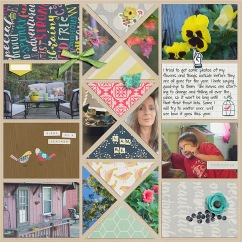 I Am - October 2015 Collection by Pixels and Company I Am - Everyday Life Journal Cards | October 2015 by Pixels and Company Pocket Pages - Trendy Triangles by Gennifer Bursett