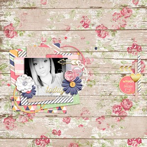 She Is by Traci Reed Retired template by Zoliofrope