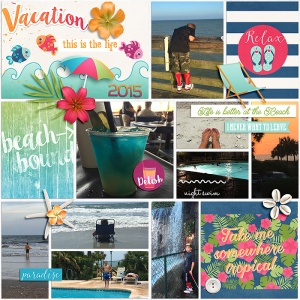 All Year Round: Relaxations by Traci Reed and Jady Day Studio