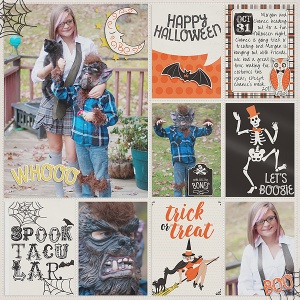 Happy Haunting Papers by Sweet Caroline Studio Happy Haunting Elements by Sweet Caroline Studio Happy Haunting Journal/Filler Cards by Sweet Caroline Studio Pocket Pages: By Request - Maribel by Gennifer Bursett