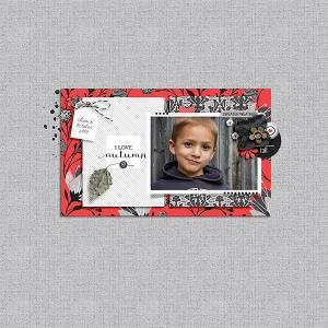 Monochrome Fall Bundle by Sahin Designs