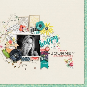 I Am - October 2015 Collection by Pixels and Company Spirited Template by Gennifer Bursett