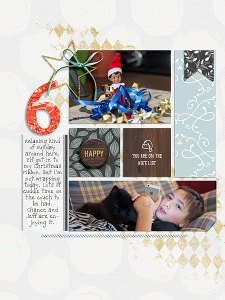 Dear Santa Collection by Sahin Designs and Anita Designs