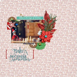 Countdown to Christmas [bundle] by MEG Designs