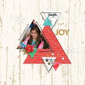 Joyous Bundle by Sahin Designs November 2015 Layout Templates by Sahin Designs