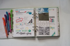 Story Planner 2016 March Kit by Just Jaimee