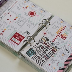 Story Planner 2016 February Kit by Just Jaimee