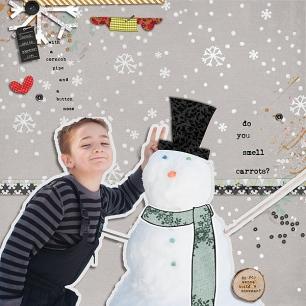 MOC-10---Snowman