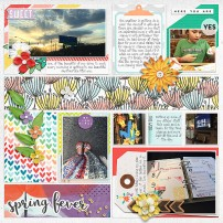 Storyteller 2016 March Collection by Just Jaimee Storyteller 2016 March Collab - Better Days Ahead by Just Jaimee and Valorie Wibbens