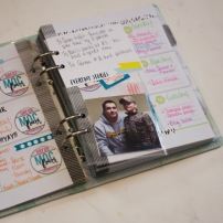 Story Planner 2016 by Just Jaimee