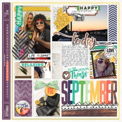 Ready-To-Go 12 x 12 Pocket Page Templates by Just Jaimee