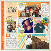 Ready-To-Go 12.12 Pocket Pages by Just Jaimee