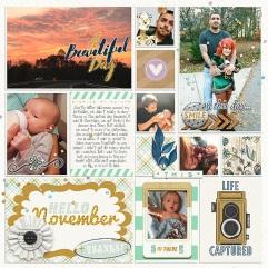 Storyteller 2016 November Collection by Just Jaimee