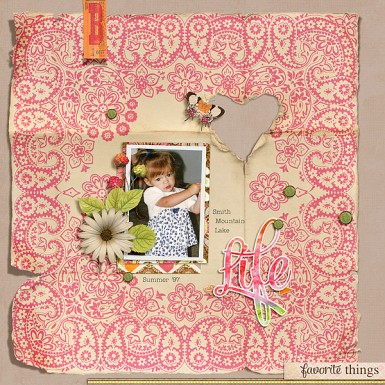 Cottage No. 2 by Etc. by Danyale Cottage No. 2 Journal Cards by Etc. by Danyale Template by Heather Joyce