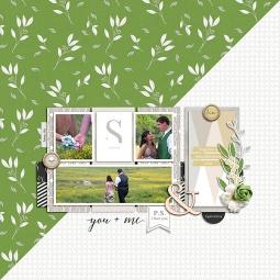 Special Day Bundle by Sahin Designs Quick Scraps Vol. 6 by Anita Designs