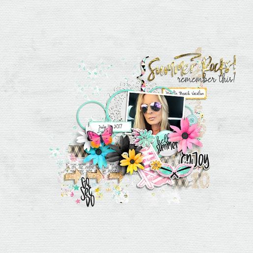 Summer Bucket List by Just Jaimee Artsy Fartsy {Dressed Down} by Fiddle-Dee-Dee Designs