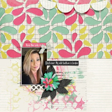 Etc By Danyale | Wild Stuff Paint Etc By Danyale | On The Inside - Wild Kit Sabrina's Creations | So Good Together Templates