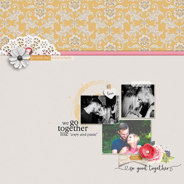 Sabrina's Creations | So Good Together Templates Sabrina's Creations | So Good Together Papers Sabrina's Creations | So Good Together Elements