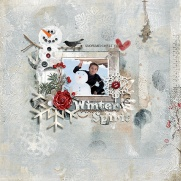 Frozen in Time : Collection by Dawn Inskip Star of Wonder {Dressed Down} by Fiddle-Dee-Dee Designs
