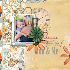 Now and Then Collab Bundle by Etc. by Danyale and Little Butterfly Wings The Way It Is Templates by Lynn Grieveson
