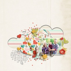 Shapin' Up: February by Crystal Livesay and Jimbo Jambo Designs Two Hearts by River~Rose