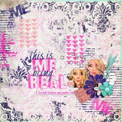 This is the Real Me Papers by Etc. by Danyale This is the Real Me Elements by Etc. by Danyale Clean and Simple n28 by Sabrina's Creations