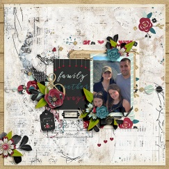 We Are Family Collection by River~Rose Autumn Artistry by Crystal Livesay