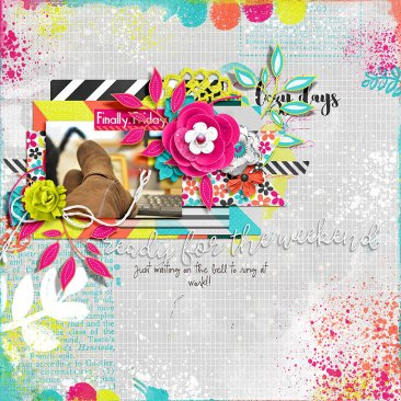 Stand By Me by Crystal Livesay & Two Tiny Turtles TGIF by Red Ivy Design, River Rose Designs, & Meghan Mullens