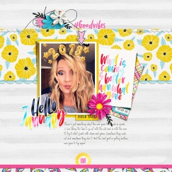 Storyteller 2018 January Collection by Just Jaimee Template from Simple Scrapper