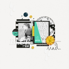 Let's Be Real | Pocket Cards by Amber LaBau All the Feels | Elements by Amber LaBau Wonderful You Papers by Amber LaBau NSD 2017 Template Grab Bag by Sara Gleason and Crystal Livesay