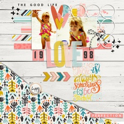 Templates - Storyteller February 2018 Add-on by Just Jaimee Storyteller 2018 February Collection by Just Jaimee