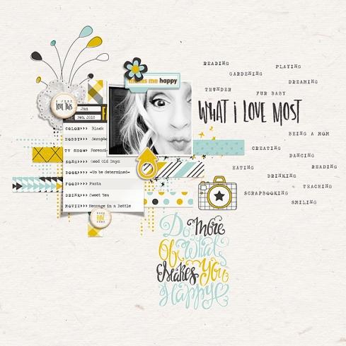 Favorite Things Kit by Just Jaimee Favorite Things Journal Cards by Just Jaimee Templates - Storyteller 2018 February Add-on by Just Jaimee