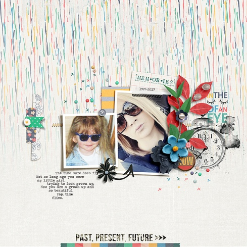 Then and Now Elements by Pink Reptile Designs Then and Now Papers by Pink Reptile Designs Then and Now Templates by Pink Reptile Designs