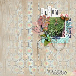 Succulent Garden Bundle by Etc. by Danyale Tales of Spring Templates by Pink Reptile Designs