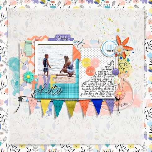 Storyteller 2018 April Collection by Just Jaimee Storyteller 2016 August Sketched Template Add-on by Just Jaimee