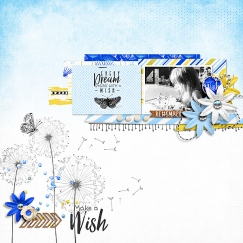 Wish Digital Kit - Storyteller April 2018 Add-on by Just Jaimee A Full Life {Dressed Down} by Fiddle-Dee-Dee