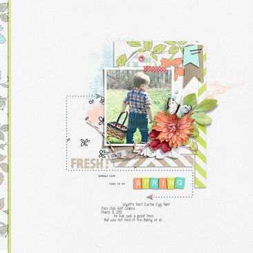 Tales of Spring Papers by Pink Reptile Designs Tales of Spring Elements by Pink Reptile Designs Tales of Spring Templates by Pink Reptile Designs
