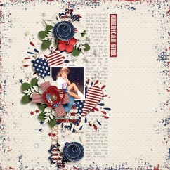 American Made Collection by River~Rose http://www.sweetshoppedesigns.com/sweetshoppe/product.php?productid=39775 Stars and Stripes Templates by Crystal Livesay http://www.sweetshoppedesigns.com/sweetshoppe/product.php?productid=39753