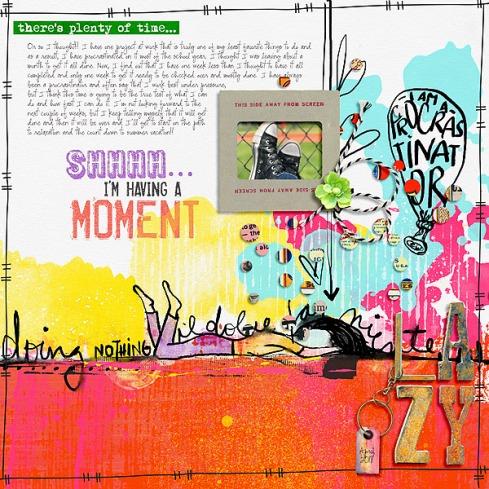 Dear Karma 4 Kit - Il Dolce Far Niente by Etc. by Danyale and Little Butterfly Wings Dear Karma 4 Paints- Il Dolce Far Niente by Etc. by Danyale and Little Butterfly Wings