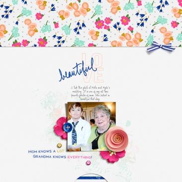 A Mother's Heart by Amber LaBau NSD 2018 Grab Bag by Sara Gleason and Crystal Livesay