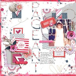Ms. Gorgeous | Collection by Cornelia Designs Be Bold, Be You Templates by Cornelia Designs