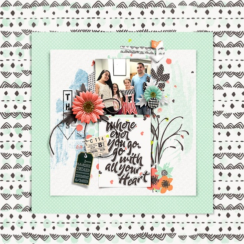 Collect Moments - Storyteller June 2018 Add-on by Just Jaimee Collect Moments Journal Cards - Storyteller June 2018 Add-on by Just Jaimee June Template Challenge - Template by Lynne-Marie