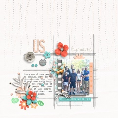 Lean On Me Collection by River~Rose iNSD 2018 Grab Bag by Crystal Livesay and Sara Gleason