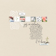 Tranquil Papers by Sahin Designs Tranquil Elements by Sahin Designs Be Inspired N.7 by Dunia Designs