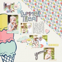 Scooped - Storteller July 2018 Add-on by Just Jaimee Templates - Storyteller July 2018 Add-on by Just Jaimee