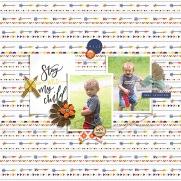 Wild Child Papers by Rachel Etrog Designs Wild Child Elements by Rachel Etrog Designs May 2018 Layout Templates by Sahin Designs