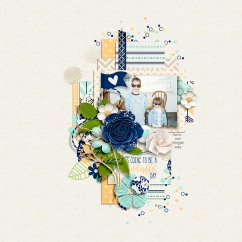 One Fine Day Collection by River~Rose Crystal's Layered Templates Set 8 by Crystal Livesay