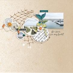 Mermaid Dreams Papers by Sahin Designs Mermaid Dreams Elements by Sahin Designs Farm Fresh Templates by Pink Reptile Designs