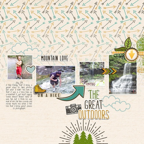 Great Outdoors Kit - Storyteller 2018 August Add-on by Just Jaimee Great Outdoors Cards - Storyteller 2018 August Add-on by Just Jaimee Templates - Storyteller 2018 July Add-on by Just Jaimee